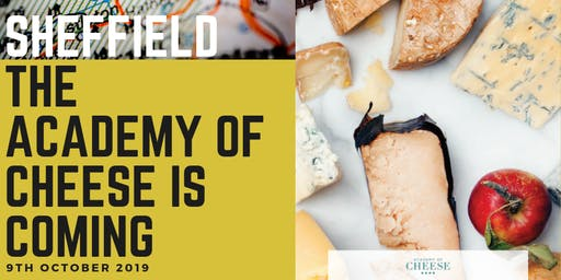 Sheffield Academy of Cheese Level 1 with Turnbulls Food & Drink Events