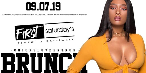 Chicks Love Brunch -  Bottomless Brunch & Day Party