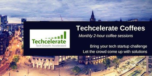 Techcelerate Coffees Manchester 20 #TCMCR