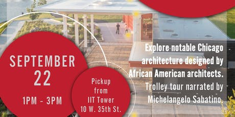 African American Architectural Trolley Tour tickets