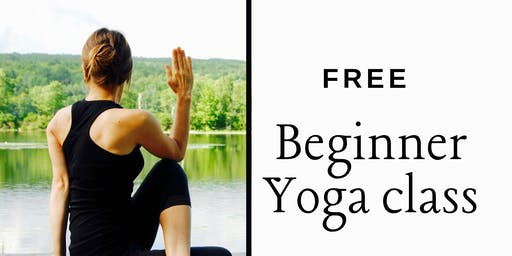 Copy of Free Beginner Yoga Class