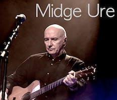 Midge Ure (Ultravox) Acoustic Duo