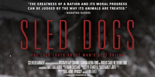 Sled Dogs - Documentary Fund Raiser
