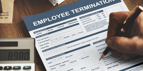 Employee Resignations, Terminations and Severance Packages billets