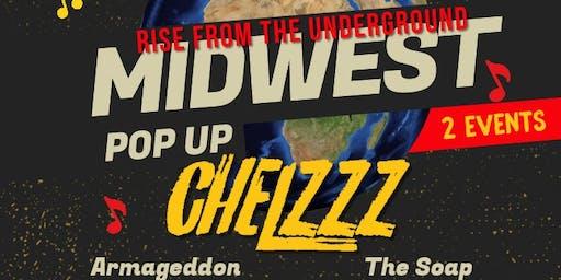 CHELZZZ Live @ The Soap Gallery