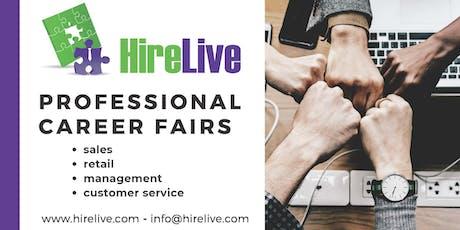 Bellevue Job Fair tickets