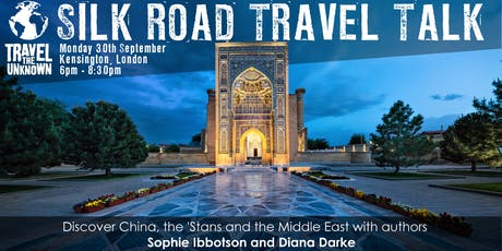 Silk Road Travel Talk tickets