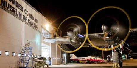 Hangar Hootenanny tickets