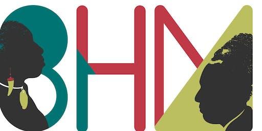 Birmingham Black History Month 2019 Exclusive Evening Showcase Launch Ticket