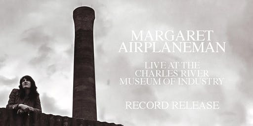 """Margaret Airplaneman: record release """"Live at the CRMII"""""""