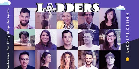 Ladders - A Conference for Emerging Designers tickets
