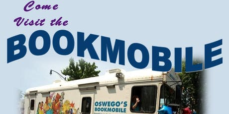 Oswego Bookmobile Open House tickets