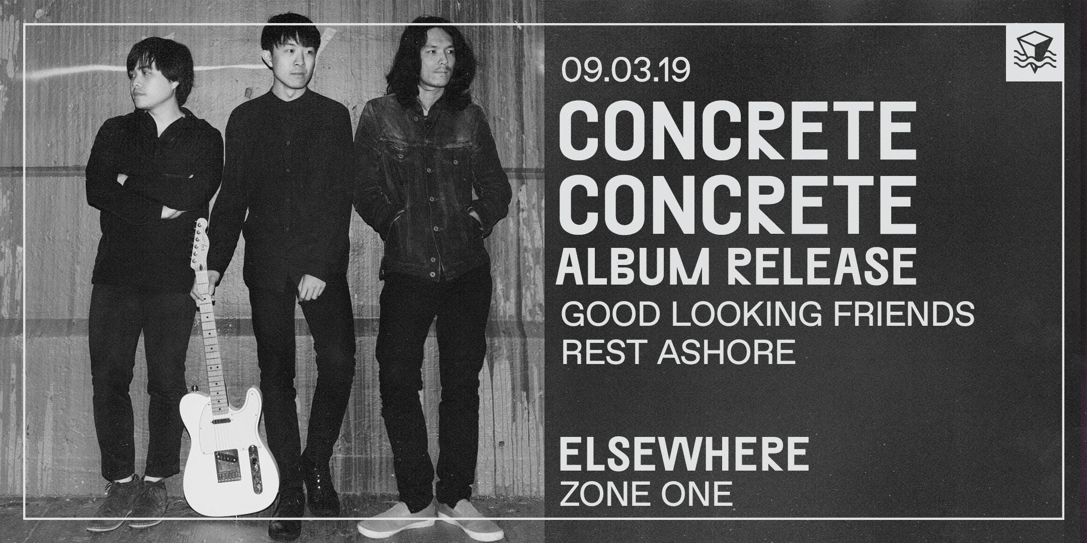 concrete concrete (Album Release!)