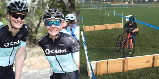 Open Cyclocross and Road Cycling Clinic for Women and Juniors