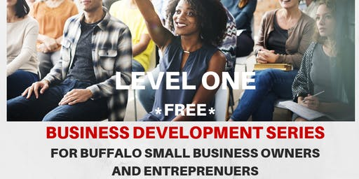 Level One - Buffalo: A Free Business Planning Workshop