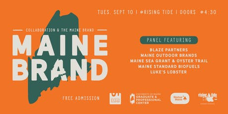 Collaboration and the Maine Brand tickets
