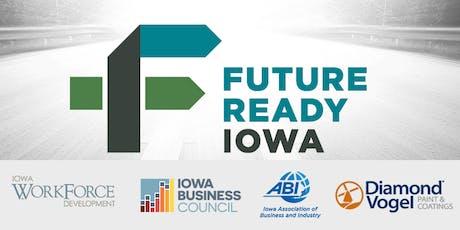 Future Ready Iowa Employer Summit - Orange City tickets