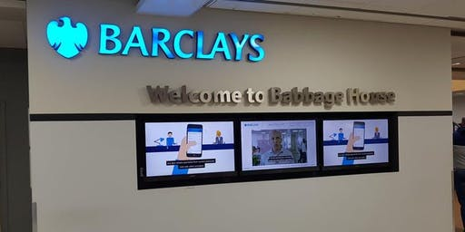 Barclays Military Talent Day (North West) - 15 October 2019