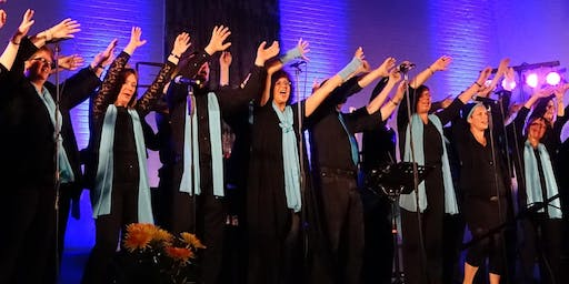 "GOSPELKONZERT IM ADVENT mit ""GOSPEL ON EARTH""  und ""SPIRITS OF POP AND GOSPEL"" - LTG.: GUIDO GOH"