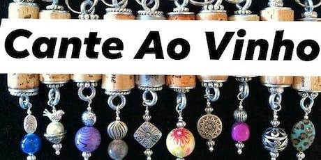 Cante Ao Vinho Cork  Keychains tickets