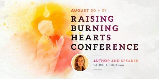 Raising Burning Hearts Conference