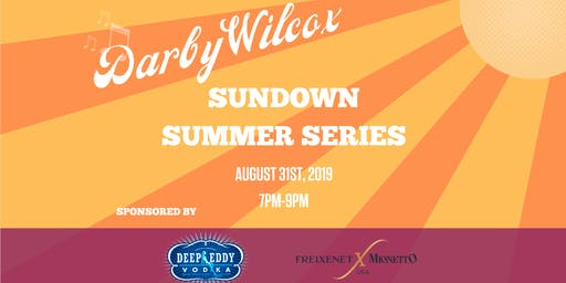 Live Music from Darby Wilcox