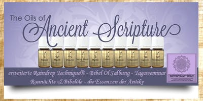 Bibel Öl Salbung