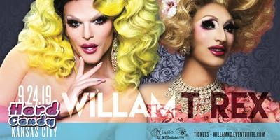 Hard Candy Kansas City with Willam & T Rex