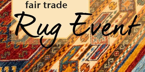 Ithaca Fair Trade Rug Event