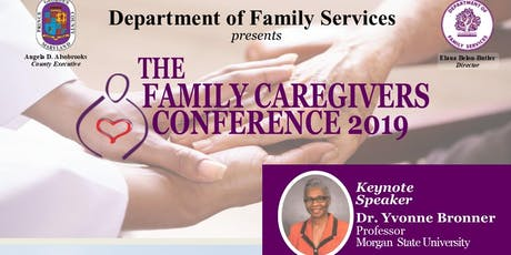 Prince George's County Family Caregivers Conference 2019 tickets