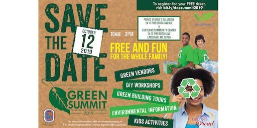 DoE Green Summit 2019