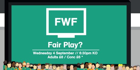 FWF 2019: Fair Play? tickets