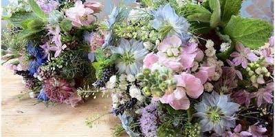 Wedding flowers - Create your own flowers workshop