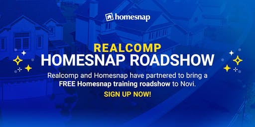 Homesnap Michigan Roadshow: Realcomp