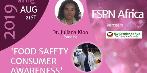 Food Safety; Consumer Awareness