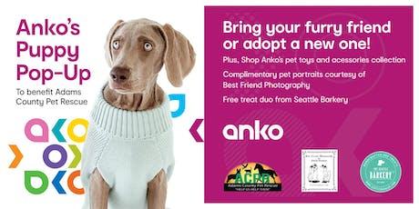 Anko's Puppy Pop-Up Benefit  tickets