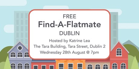 FREE Find-A-Flatmate   tickets