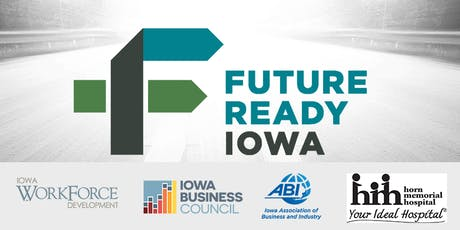 Future Ready Iowa Employer Summit - Ida Grove tickets