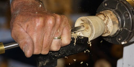 Introduction to wood turning on a wood lathe
