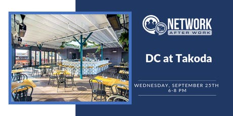 Network After Work DC at Takoda tickets