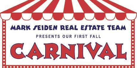 Mark Seiden Real Estate Team Carnival tickets