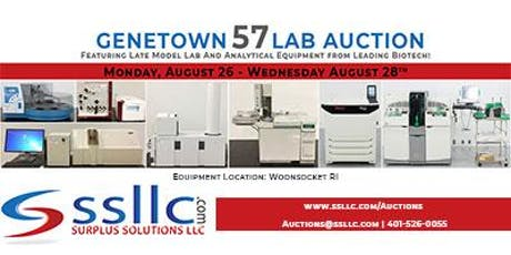 Online Laboratory Auction tickets