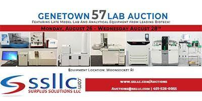 Online Laboratory Auction