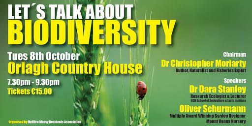 LET'S TALK ABOUT BIODIVERSITY