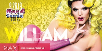 Hard Candy Omaha with Willam