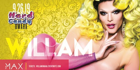 Hard Candy Omaha with Willam tickets