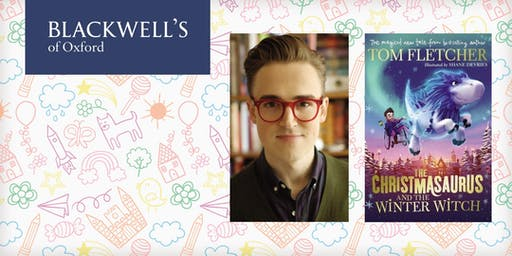 Tom Fletcher Book Signing for The Christmasaurus and the Winter Witch