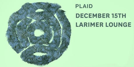 PLAID tickets