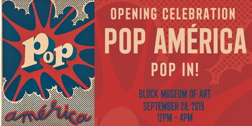 Opening Celebration: Pop América Pop In