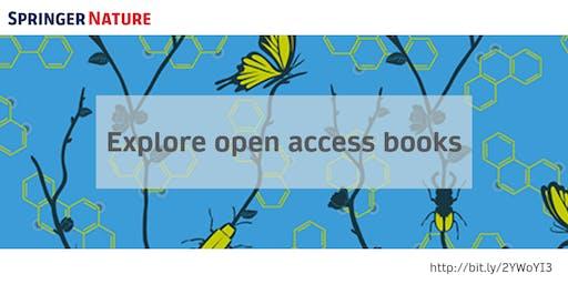Explore open access books - free researcher event in New York
